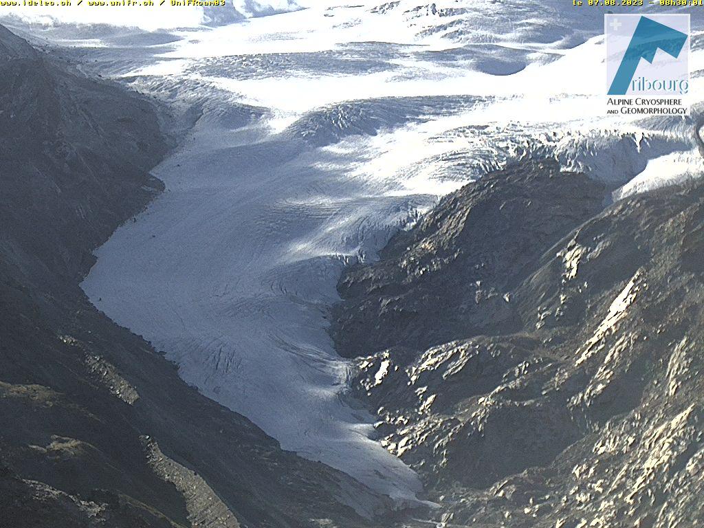 Zermatt Findelengletscher